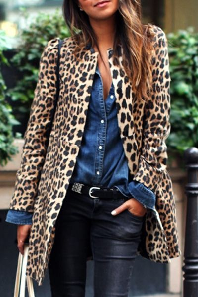 When styled correctly, a coat ($20.49) doesn't have to break your budget to look amazing.  So worth shopping around.   Photo