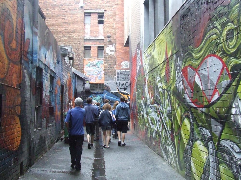 Street Art Walking Tour