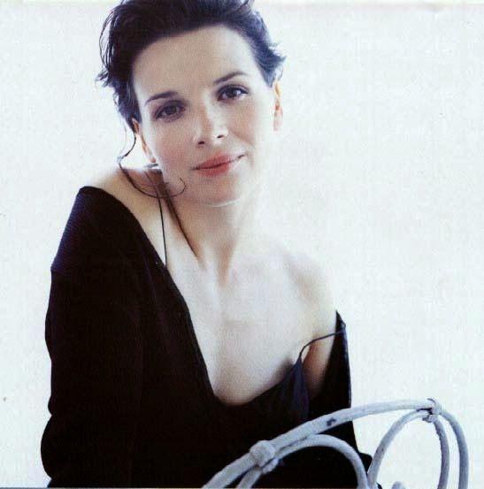 Gorgeous French Actress Juliette Binoche   Photo