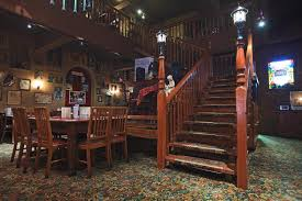 Function room upstairs.   Family atmosphere restaurant.