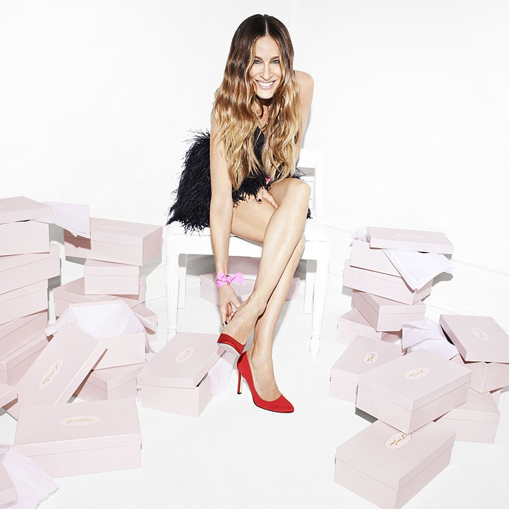 How many columns in the real world would Carrie Bradshaw have to write to purchase her shoe collection?   Photo