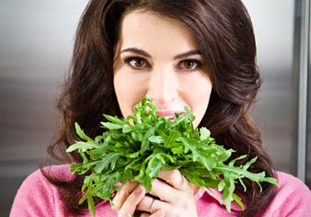 A sexy goddess, who oozes confidence.  The one and only Nigella Lawson. Photo: Nigella Lawson