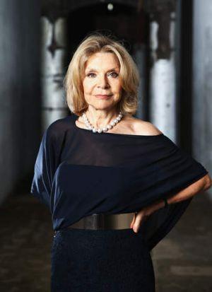 Photo:  Carla Zampatti - 75 Years Young