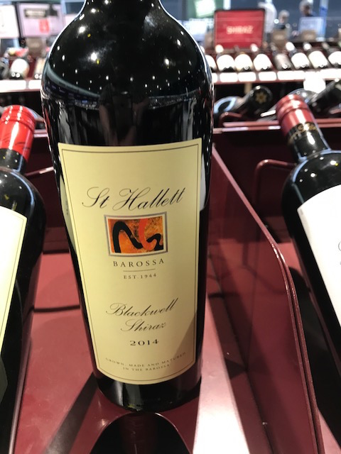 2014 St Halley Blackwell Shiraz.jpg