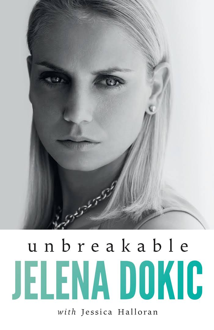 Unbreakable - By Jelena Dokic is available at all Independent book stores.   Image Source