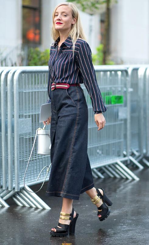 As seen at Paris Fashion Week   Image