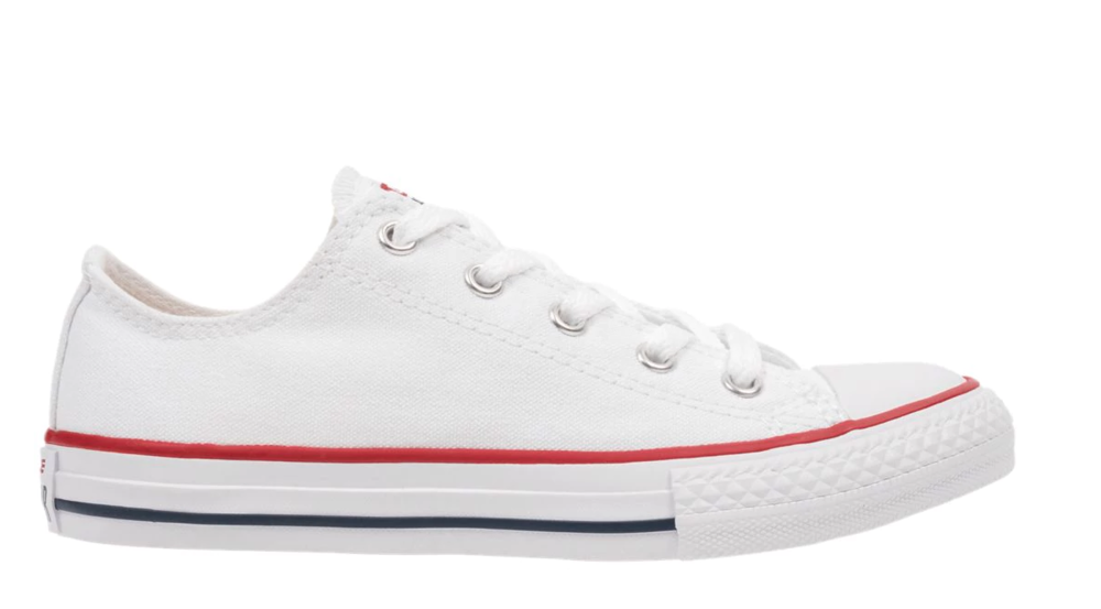 These Converse Chuck Taylor All Stars Pre School Shoes have been on trend forever. $60.00 from  Footlocker.