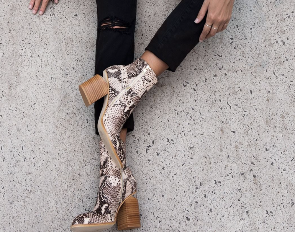 Boots from our fav - Mollini.