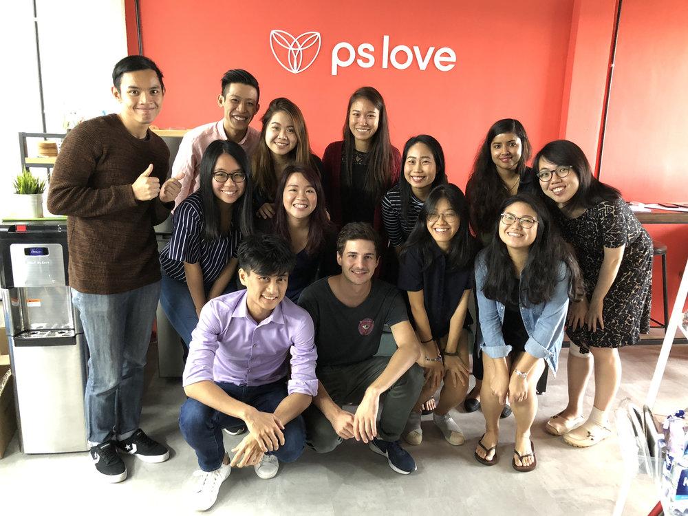 The team at Pslove Pte Ltd, ISO 13485:2016 Certified