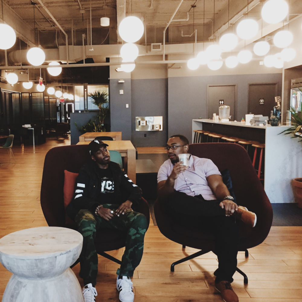 Fvn Clothing - Geo Suggs joins the podcast to discuss his journey so far as a young entrepreneur, and the need to be surrounded by those who motivate you.