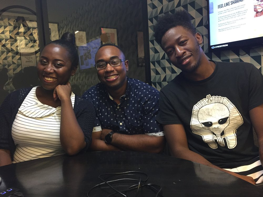 The Millennial Perspective: August 2017 - From Trump to DACA to a little non-profit organization in Jamaica Queens, listen to what these three Millennials have to say as they discuss last month's most compelling topics.