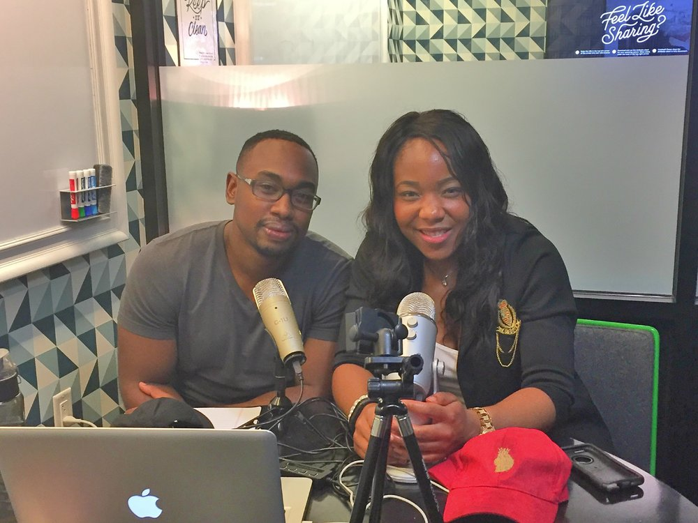 Chinasa Nwokocha - The President & CEO of Ataria NYC joined me to discuss her unique journey and the quest for cultural inclusion through their apparel.