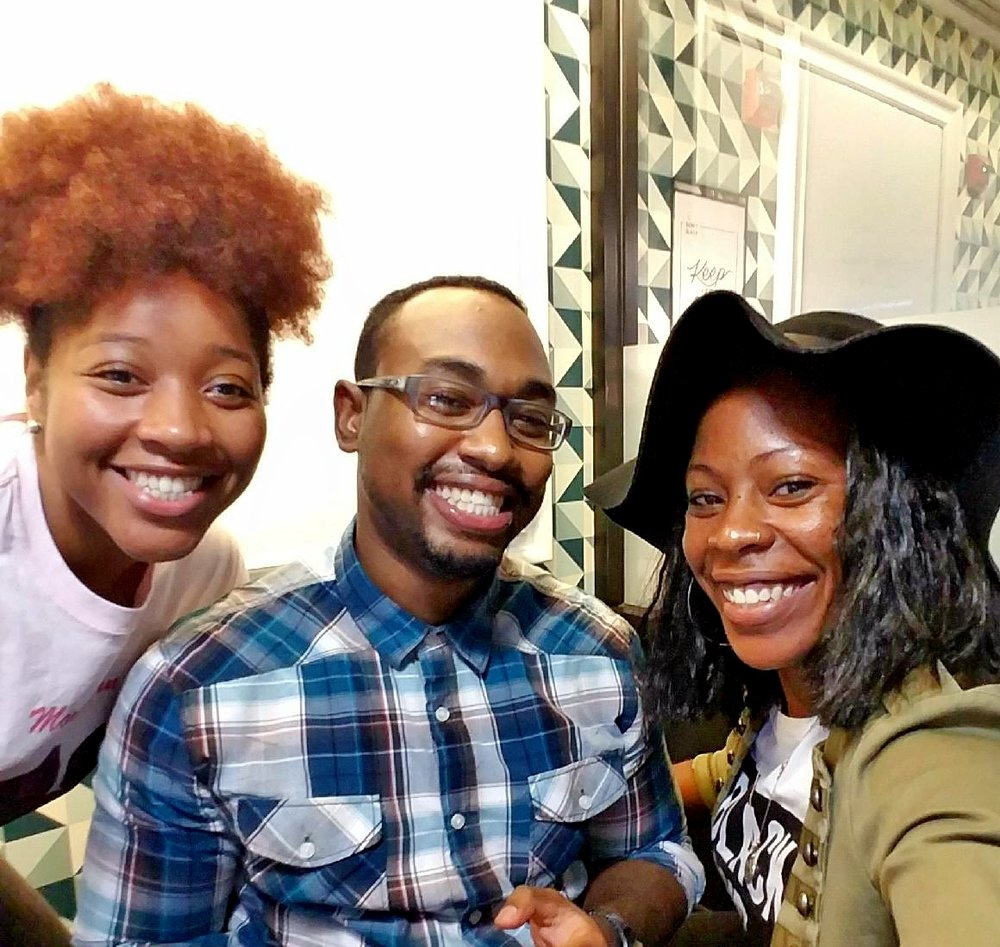 Kameeka Burke & Ocean Porter - On this episode I sit down with Kameeka Burke and Ocean Porter of Purposefully Pretty Inc. In honor of International Day of the Girl I felt it best to shine a light on one of the most proactive organizations when it comes to the empowerment of young girls.