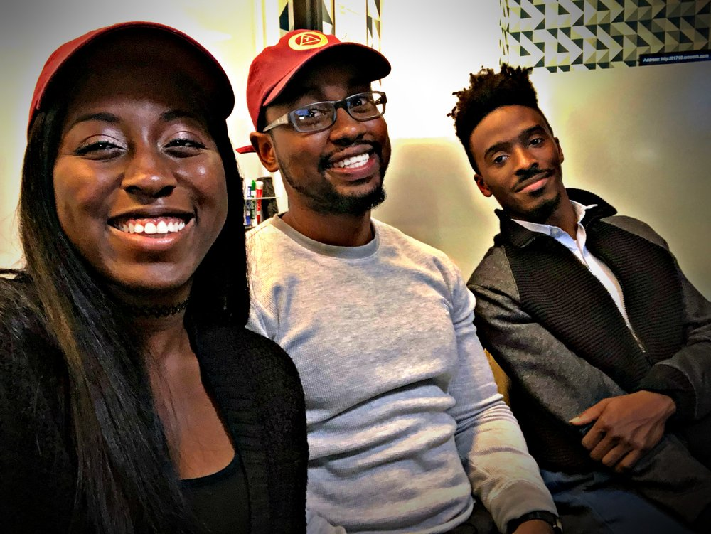 Millennial Perspective: October 2017 - On this episode of The Millennial Perspective, Brittany and Marlon are joined by Elijah Taylor, host of the Elijah Taylor Podcast. Together we discuss the madness that made up the month of October, 2017.
