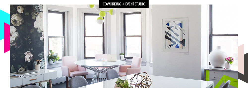 coworking event studio.jpg - Bureau Studio: DC Work Space Rental