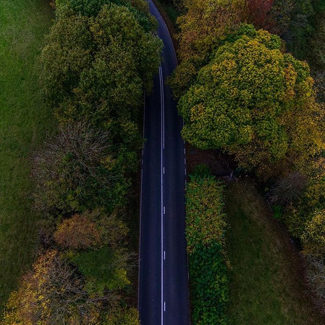 A5074 near Windermere, Lake District National Park . . . #roadporn #UKphotos #lakedistrict #road #photooftheday #picoftheday #photos #nature #beautiful #photography #pretty #birdseye #hotairballoon