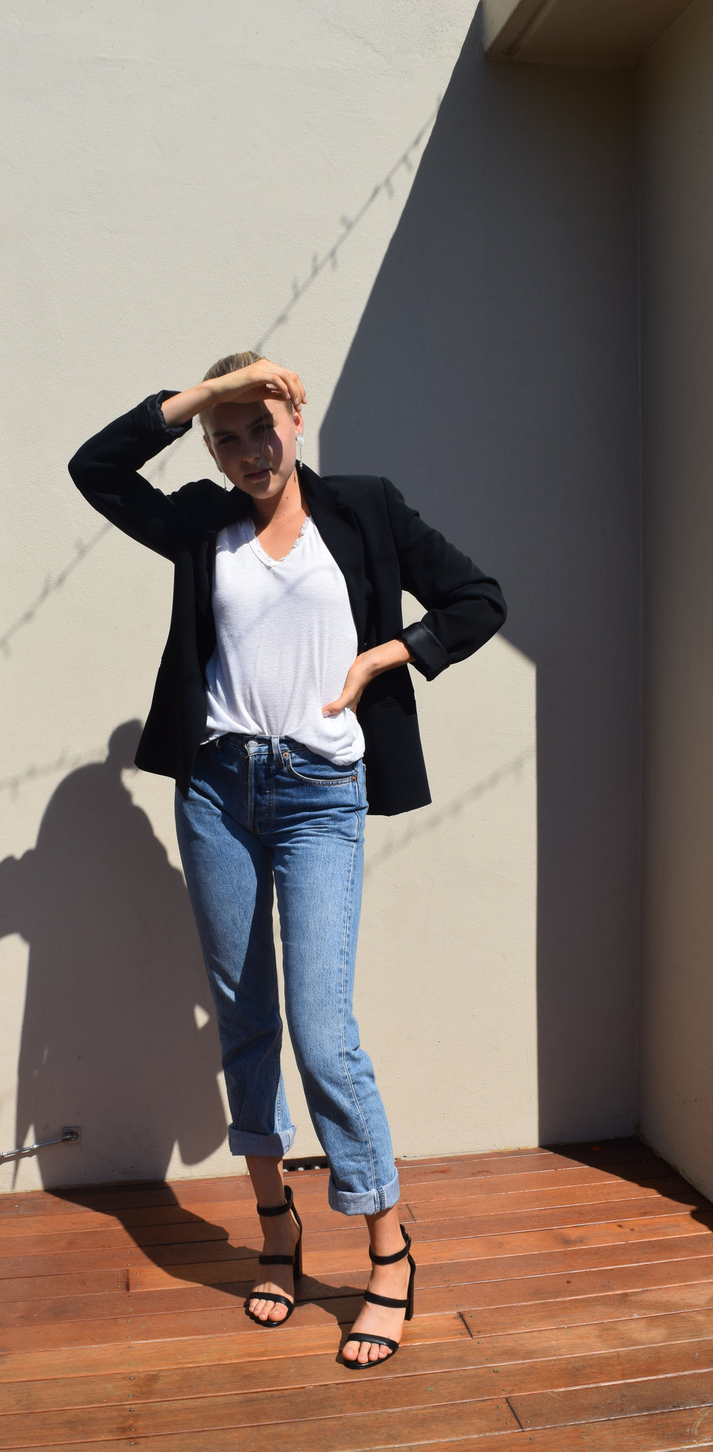 pics What to Wear With Your Favourite Pair of Jeans