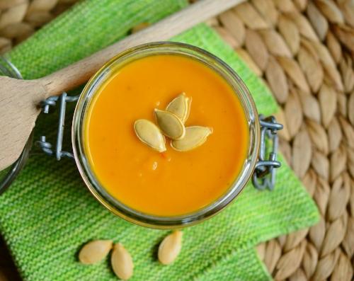 pumpkin soup halloween