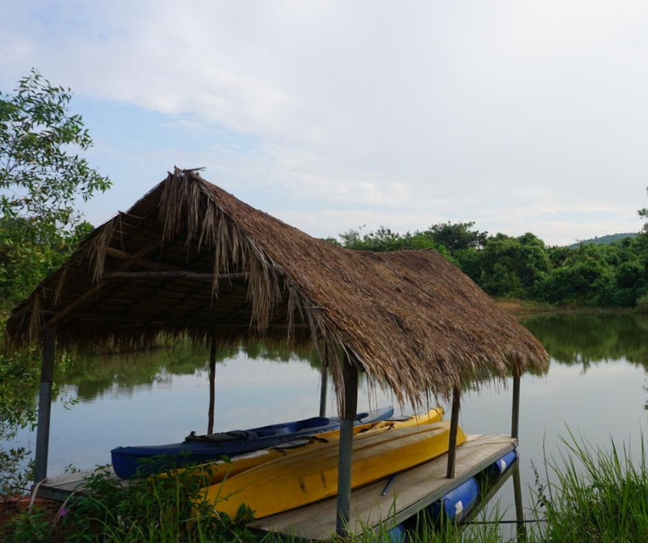 BoTree kampot pepper ethical farm swimming cambodia