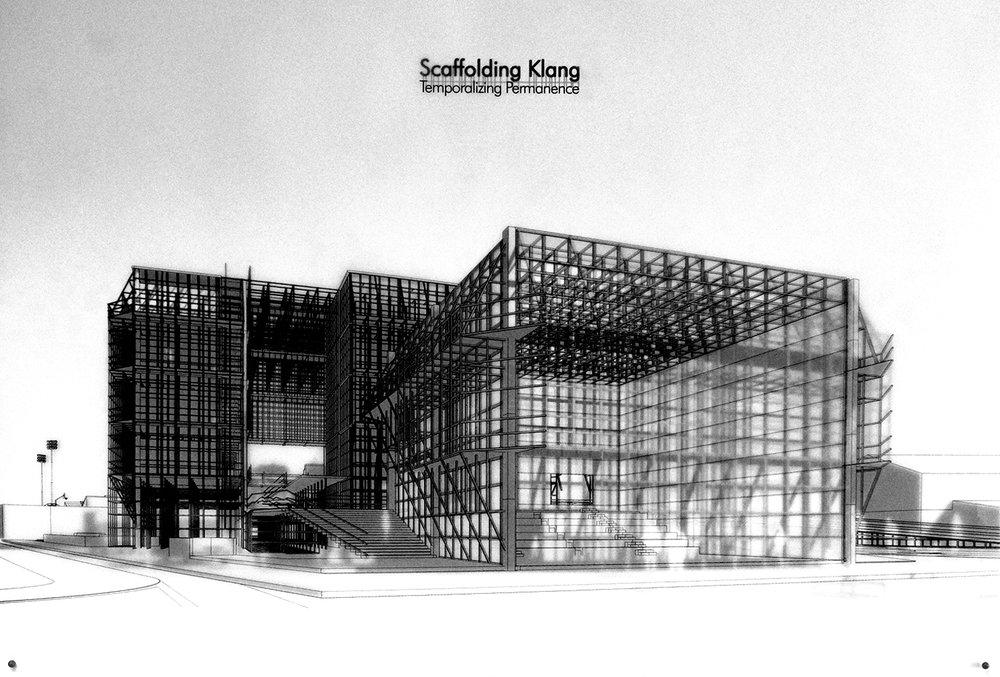Scaffolding Klang: Temporalizing Permanence