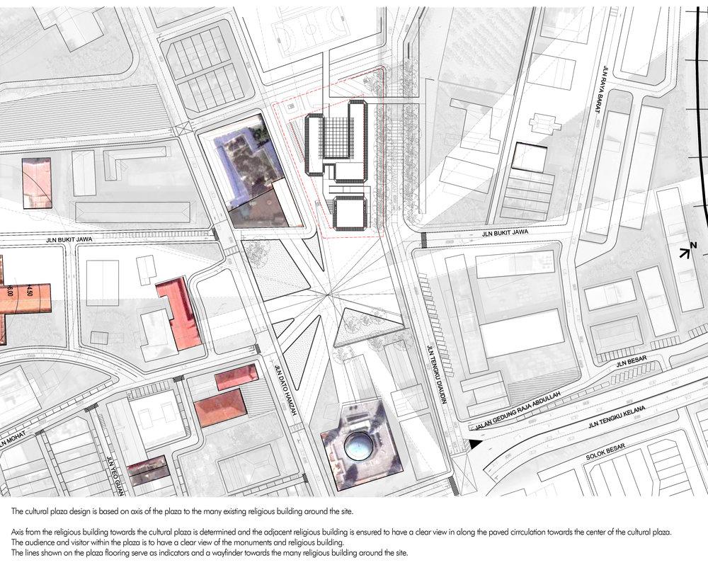 Cultural Plaza Concept
