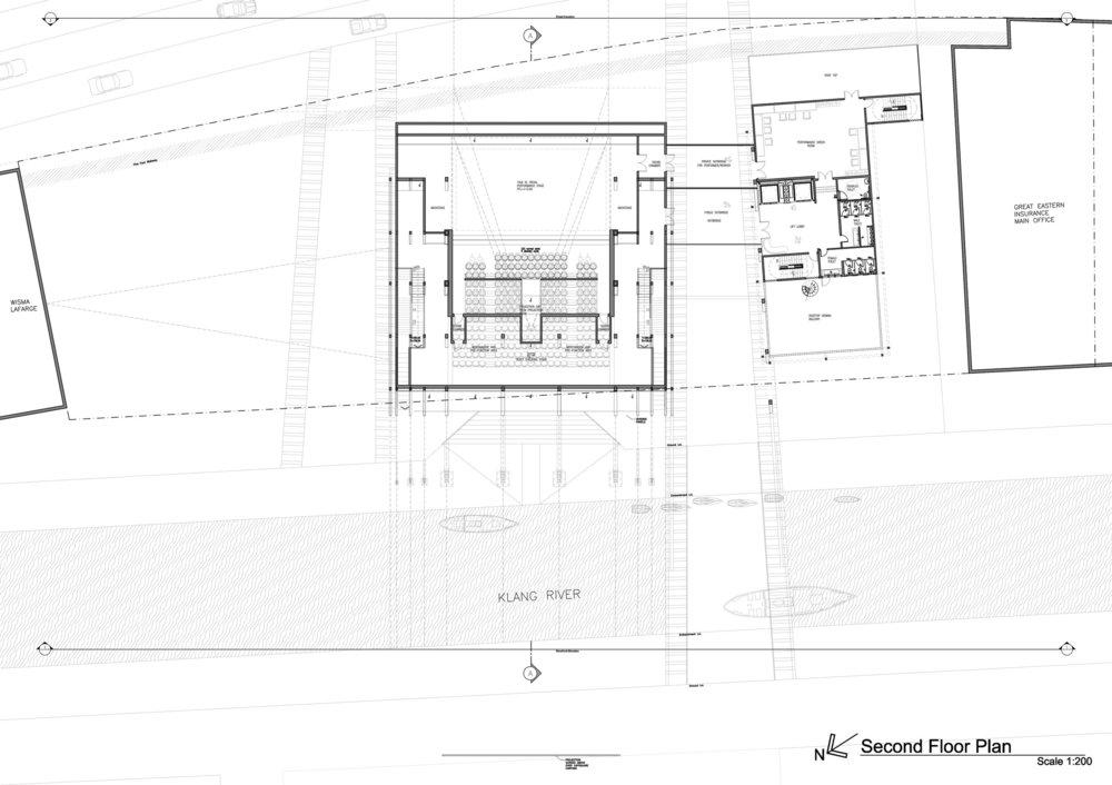 三樓平面圖