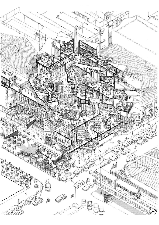 Isometric Cutout