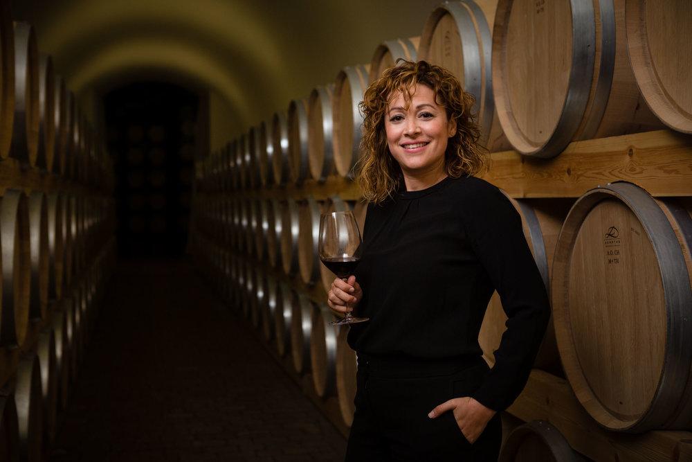 Fotografía de vino en Ribera del Duero - Bodegas Viña Major - James Sturcke | sturcke.org