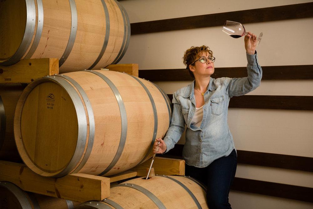 Fotografía de vino Ribera del Duero - Bodegas Viña mayor (Valladolid)