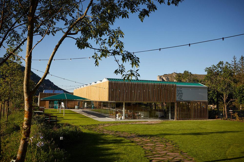 La Arboleda del Sur de Echaurren, Ezcaray (La Rioja)