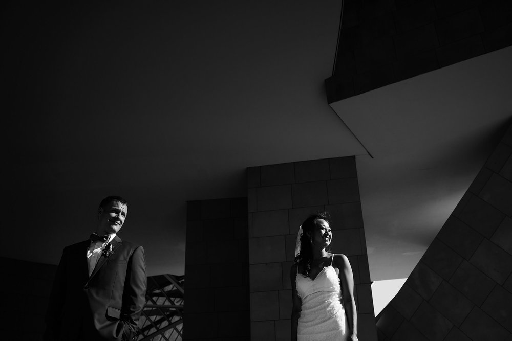 14 & 15 July 2018. Linda & Nate, Bodegas Señorio de las Viñas & Hotel Marqués de Riscal, Álava, Basque Country, Spain. Photo by James Sturcke | sturcke.org