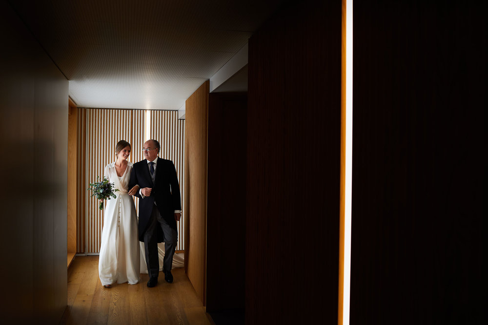 English-speaking wedding photographer Spain