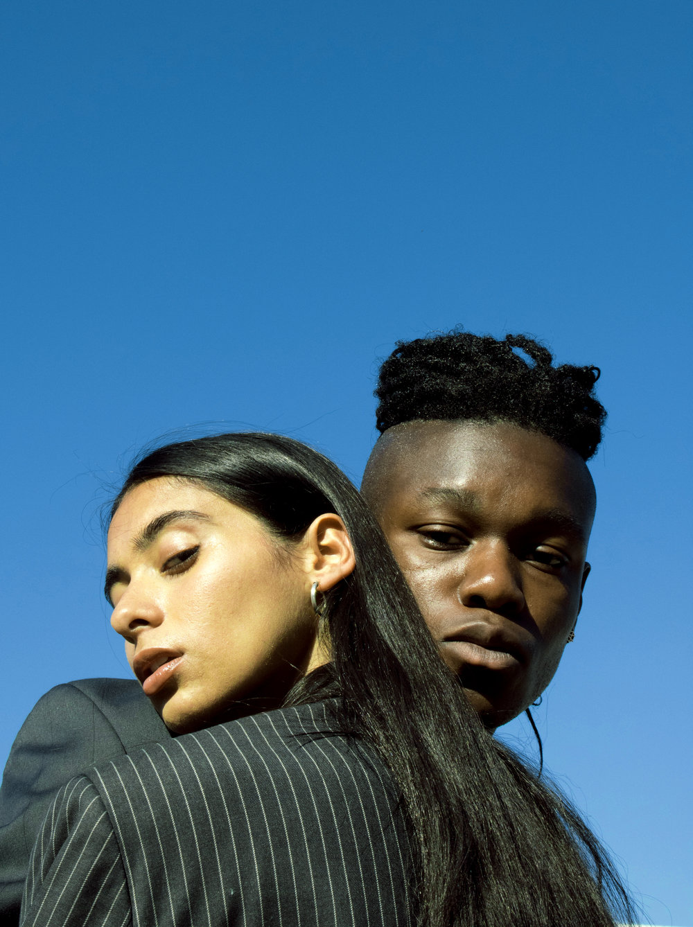 Georgina & Keown  Shot by Cal  The Lovers  2018