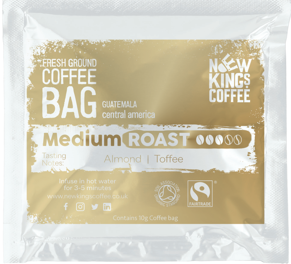 Coffee Bag - Medium Roast from Guatemala