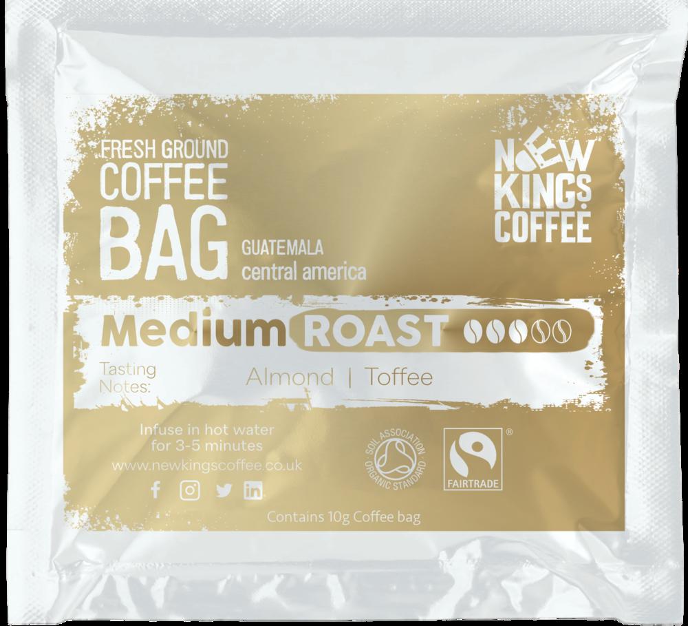 Coffee Bag - Medium Roast from Guatemala