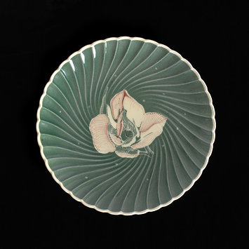 Plate   Cooper, Susie.  ca. 1942 (designed)  1949 (made)