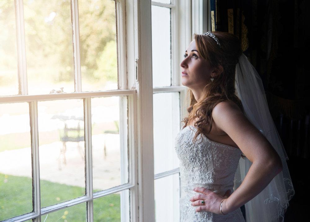 Bridal Portrait | Pentre Mawr Country House