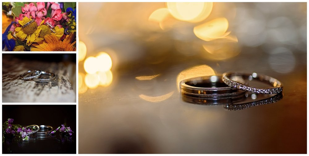 wedding ring photo | bouquet | surrey wedding photographer