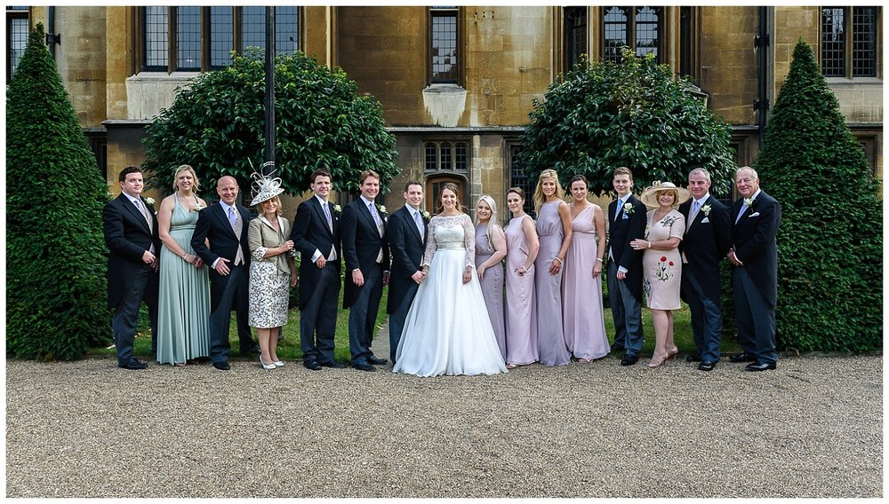 Wedding Party | Lambeth Palace | Surrey and London Wedding Photographer