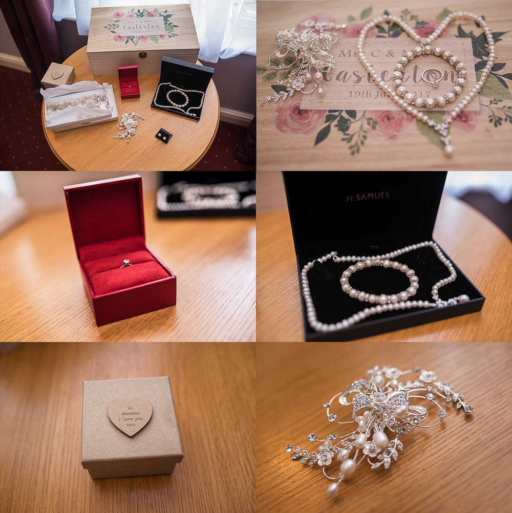 collection of brides important details clumber park hotel
