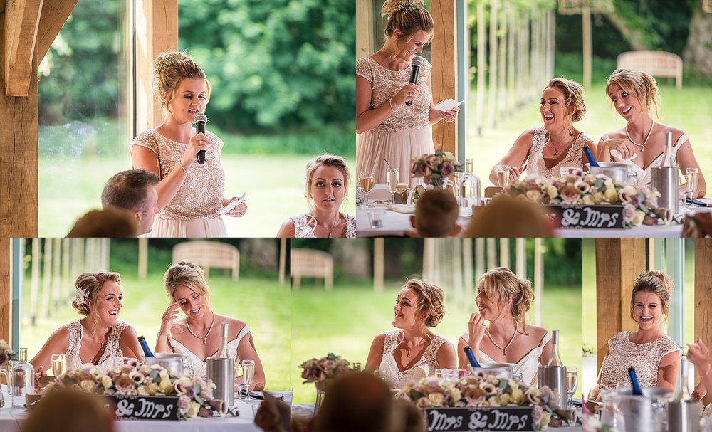 heartfelt speeches Maid of honour