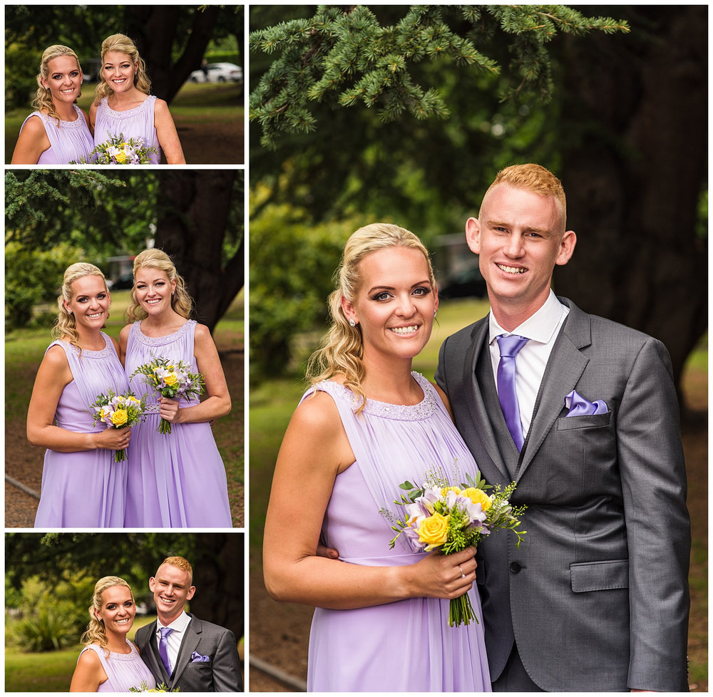 bridesmaids photos | Surbiton wedding