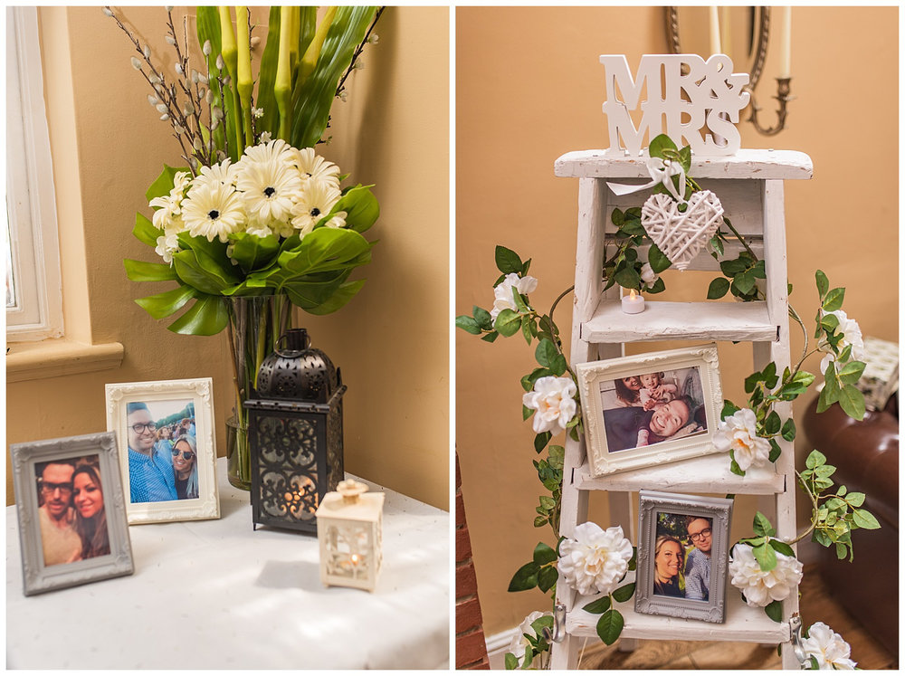Wedding details | Red Lion Pub | London Wedding Photographer
