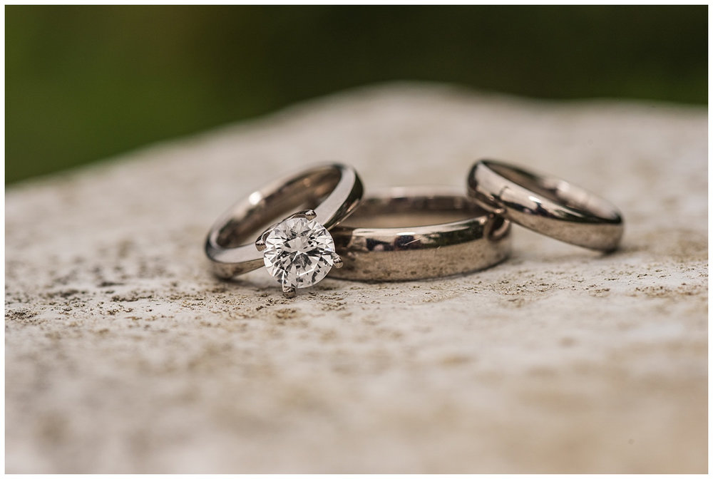 creative wedding ring photos | Kingston Wedding Photographer