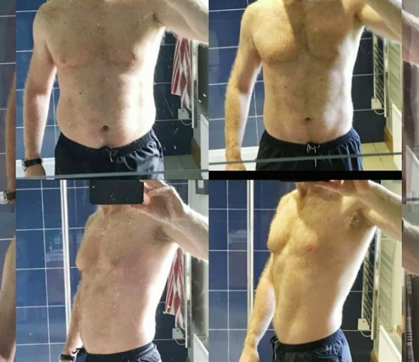 - We got Jack to start tracking his food and aiming for a calorie target, followed by protein, fat and carbohydrate targets, and added in recommendations around supplements and step count targets as the weeks went on, along with managing potential problems like birthdays and other social events, as they came up.He lost over a stone, and continues to make progress on his own.