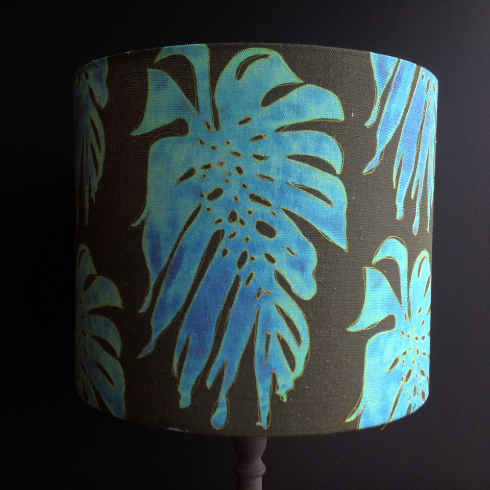 Monstera Lampshade.jpg