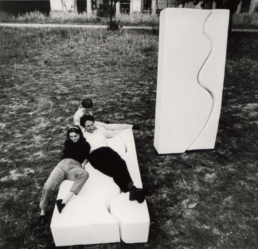 Archizoom Associati. Опытные образцы Superonda. 1966