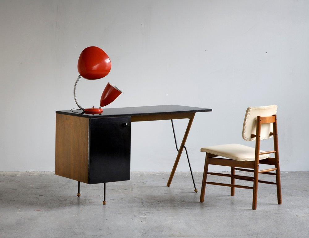 Грета Магнуссен-Гроссман. Мебель для Glenn of California. 1947