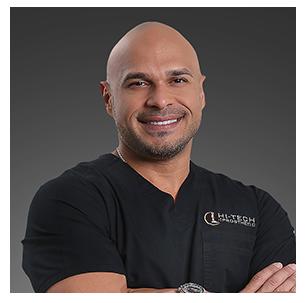 Frank Ucrós - Presidente/Protesista