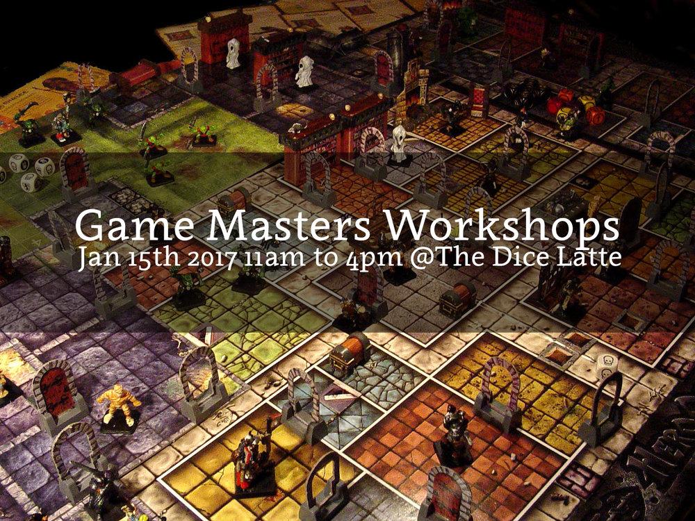 Game Masters Workshop